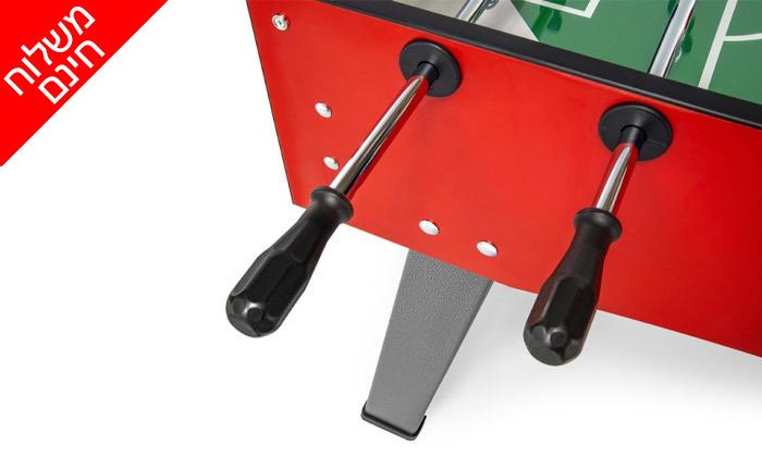 4 שולחן כדורגל FAS, דגם Smile- משלוח חינם