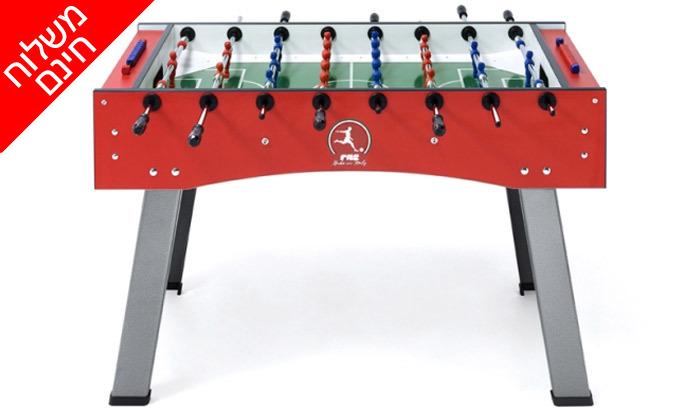 2 שולחן כדורגל FAS, דגם Smile- משלוח חינם