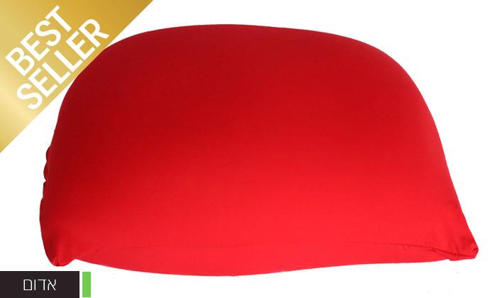 9 פוף ישיבה Heny במבחר צבעים