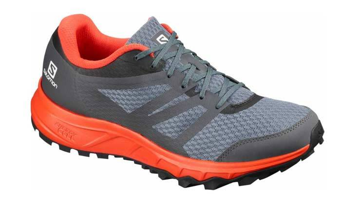 5 נעלי ריצת שטח לגברים Salomon דגם Trailster