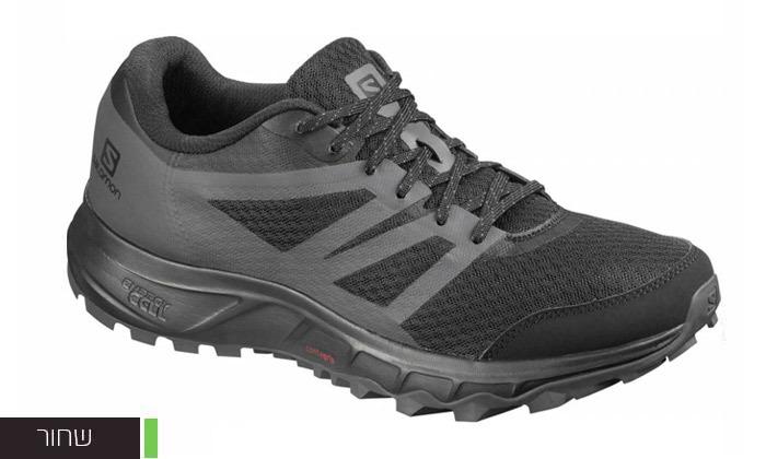 4 נעלי ריצת שטח לגברים Salomon דגם Trailster