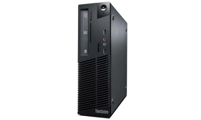 3 מחשב נייח מחודש לנובו Lenovo דגם M72E עם זיכרון 6GB ומעבד i5