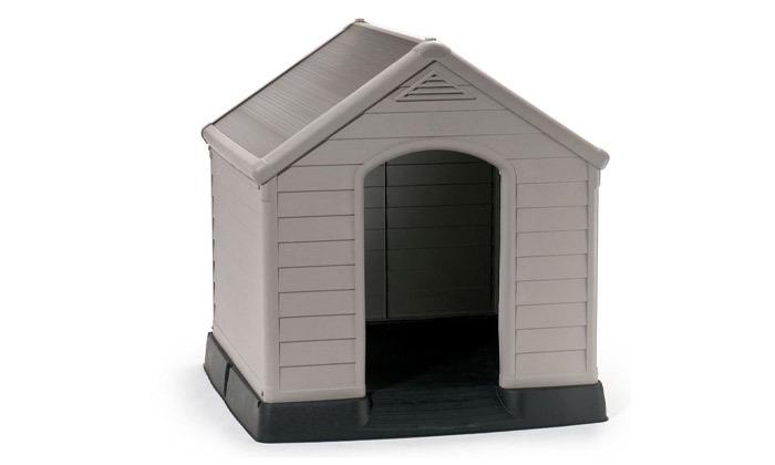 3 כתר: מלונה לכלב דגם DOG HOUSE