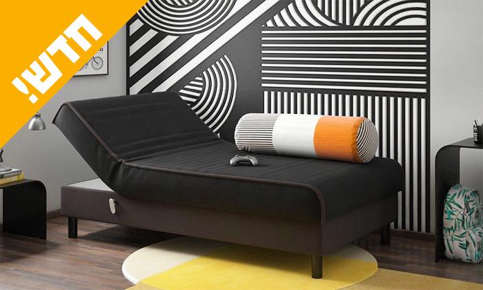 8 שמרת הזורע: מיטת נוער מתכווננת חשמלית