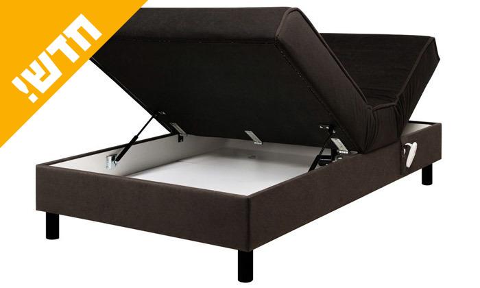 5 שמרת הזורע: מיטת נוער מתכווננת חשמלית