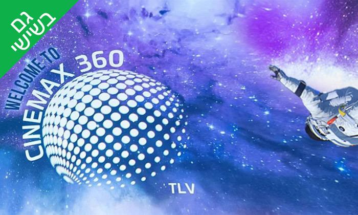 7 טיסה בכדור פורח TLV Balloon, פארק הירקון