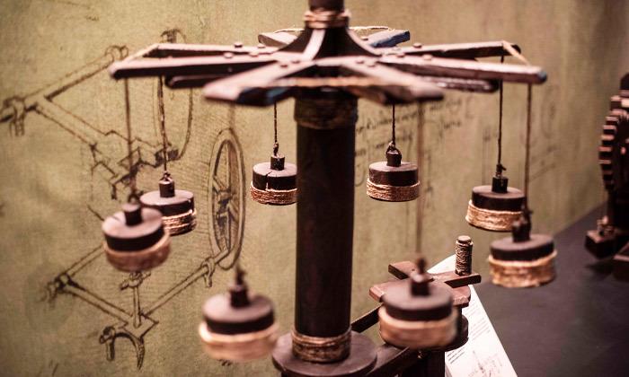 6 לאונרדו דה וינצ'י 500 - תערוכה במתחם התחנה הראשונה ירושלים