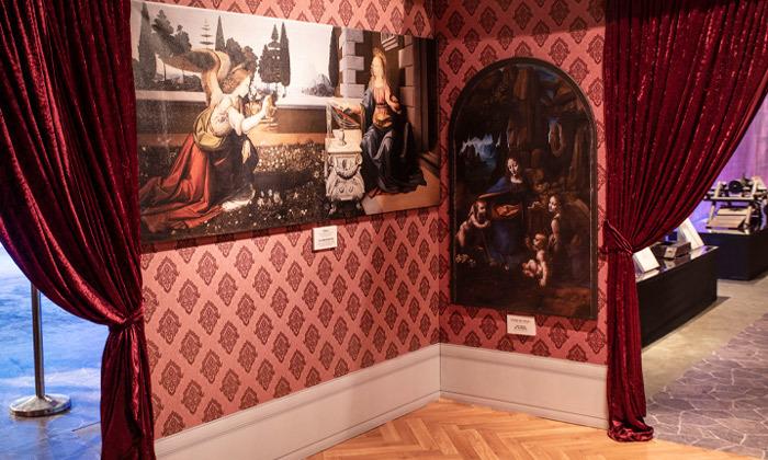 4 לאונרדו דה וינצ'י 500 - תערוכה במתחם התחנה הראשונה ירושלים