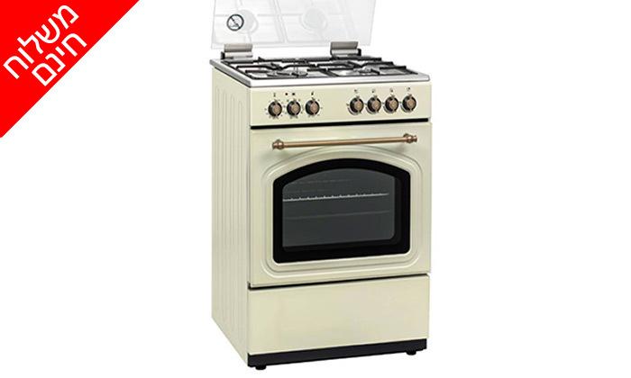 2 תנור אפייהמשולבNormande בנפח 69 ליטר - משלוח חינם