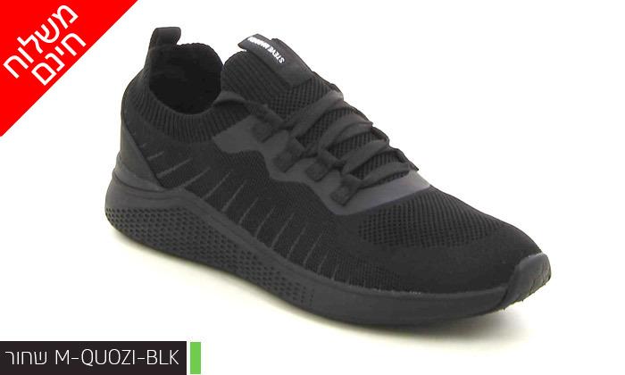 3 נעלי אופנה לגברים סטיב מאדן STEVE MADDEN - משלוח חינם