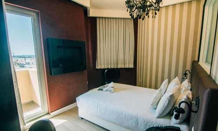 5 בידוד במלון בל בוטיק וספא, תל אביב