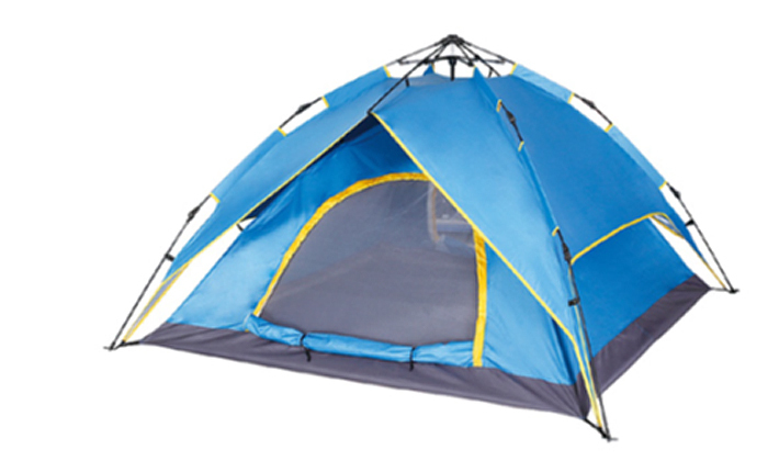 2 אוהל פתיחה מהירה משולב צילייה ל-4 אנשים