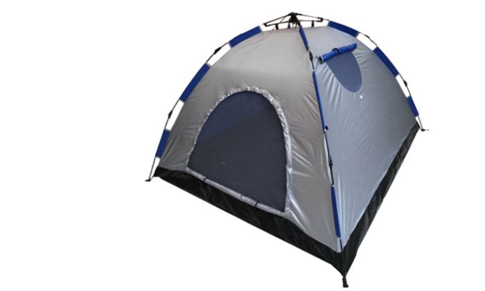 2 אוהל פתיחה מהירה ל-4 אנשים