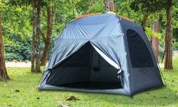 אוהל עמידה גדול ל-8 אנשים