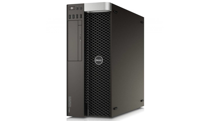 4 מחשב נייח דל DELL עם מעבד Xeon E5 וכ. גרפי NVIDIA QUADRO K2000