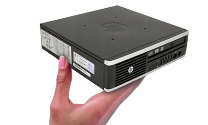 4 מחשב נייח HP קטן עם מעבד i3
