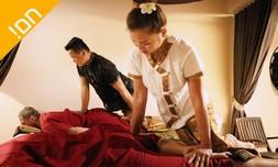 חבילת עיסוי תאילנדי בצ'אנג מאי