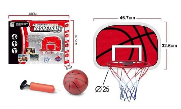 3 לוח כדורסל