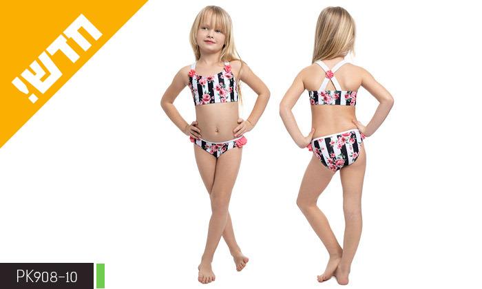 6 2 בגדי ים לילדות במגוון דגמים Gottex - משלוח חינם