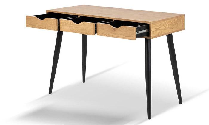 4 שמרת הזורע: שולחן עבודה דגם 'פלוטו' וכיסא - הובלה והרכבה חינם