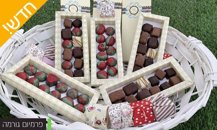 4 מארזי שי מבוטיק השוקולד לה פואם