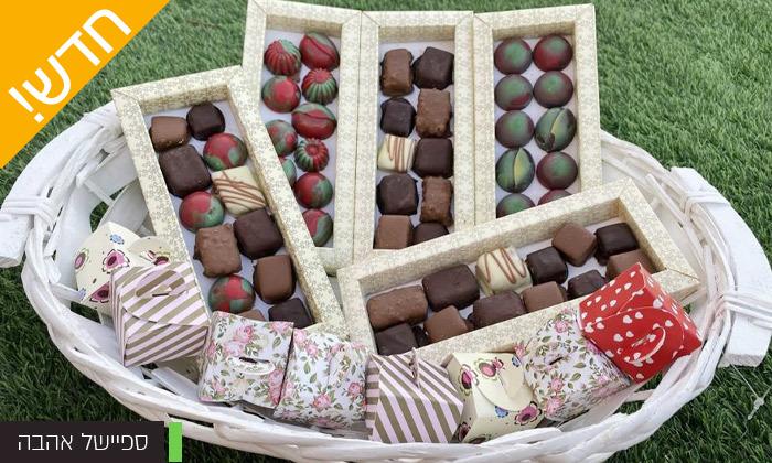 5 מארזי שי מבוטיק השוקולד לה פואם