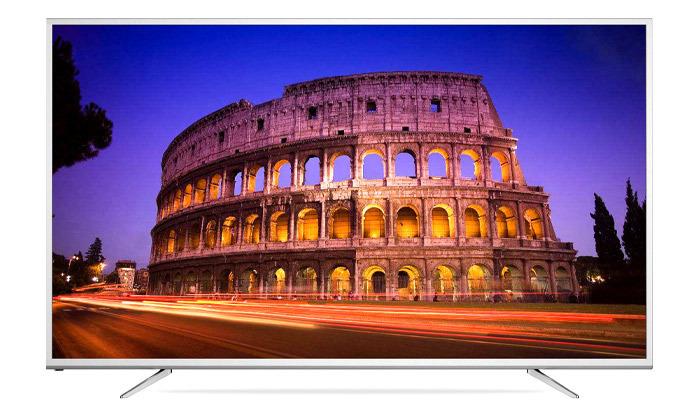 טלוויזיה חכמה PROSONIC 4K, מסך 75 אינץ'
