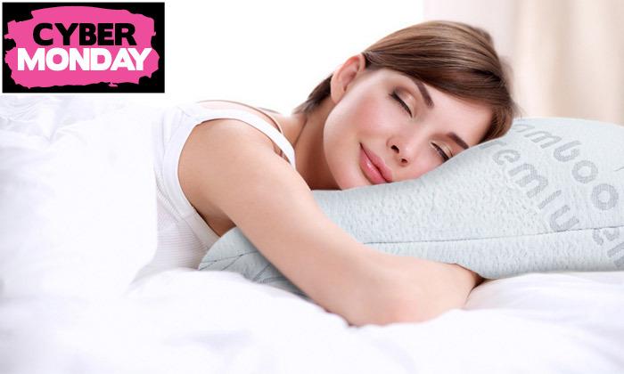3 זוג כריות שינה ויסקו Memory Foam