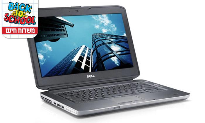 """5 מחשב נייד דל DELL עם מסך """"14 - משלוח חינם"""
