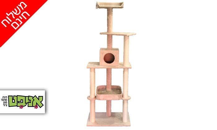 2 מגרדת לחתולים דגם נינה, אניפט - משלוח חינם