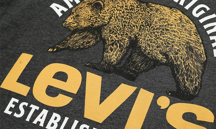 12 חולצות גברים 100% כותנה, ליוויס LEVIS