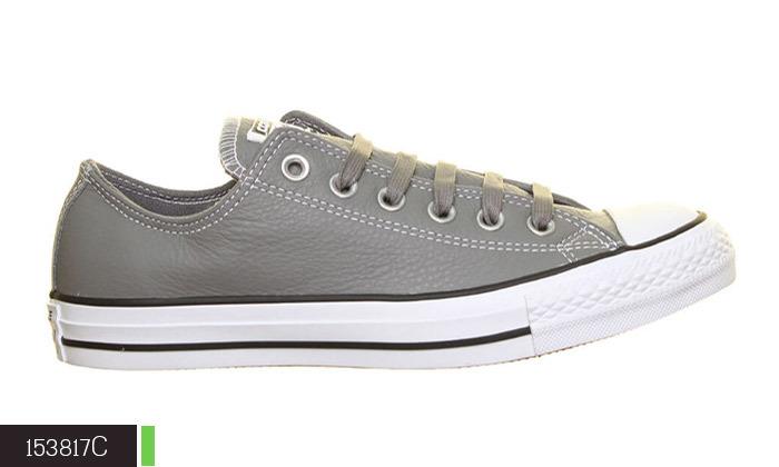 3 נעלי סניקרס קונברס אולסטאר לגברים CONVERSE All Star