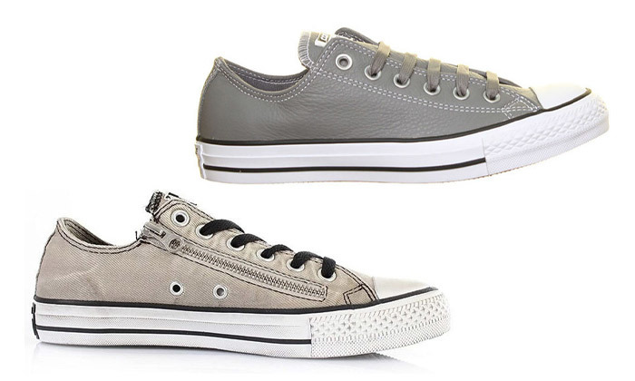 2 נעלי סניקרס קונברס אולסטאר לגברים CONVERSE All Star