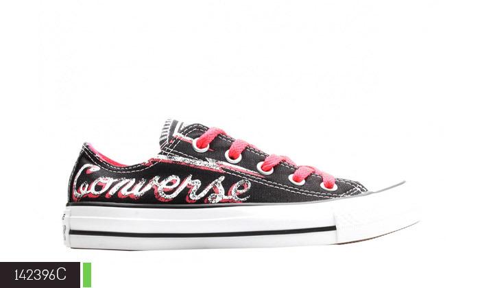 3 נעלי סניקרס קונברס אולסטאר לגברים ולנשים CONVERSE All Star