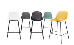 כיסא בר מפלסטיק