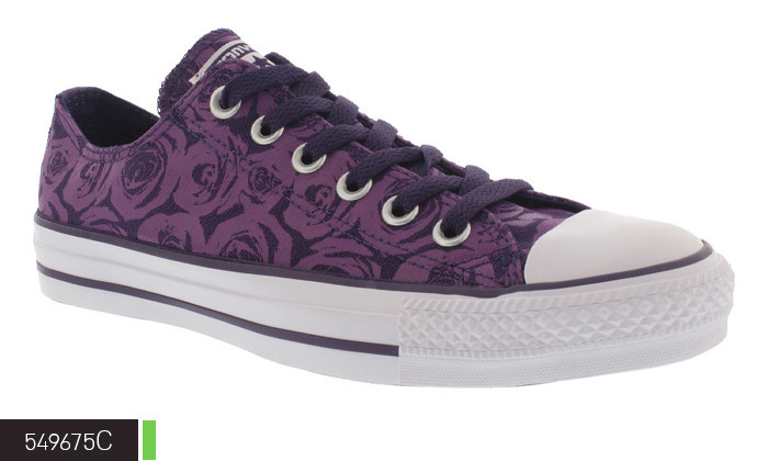 3 נעלי סניקרס קונברס אולסטאר לנשים CONVERSE All Star