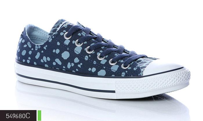 4 נעלי סניקרס קונברס אולסטאר לנשים CONVERSE All Star