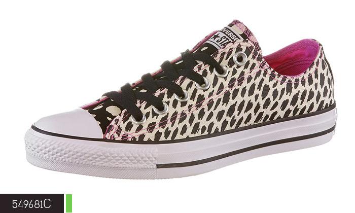 5 נעלי סניקרס קונברס אולסטאר לנשים CONVERSE All Star