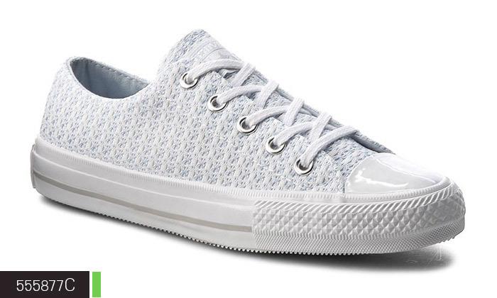 6 נעלי סניקרס קונברס אולסטאר לנשים CONVERSE All Star