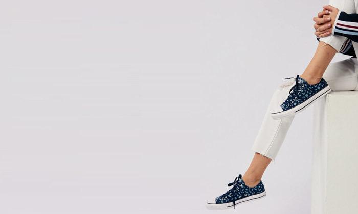 11 נעלי סניקרס קונברס אולסטאר לנשים CONVERSE All Star