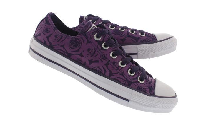 7 נעלי סניקרס קונברס אולסטאר לנשים CONVERSE All Star
