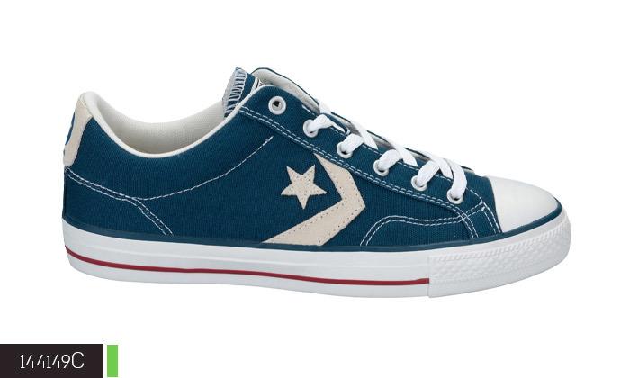 3 נעלי סניקרס לנשים קונברס Converse