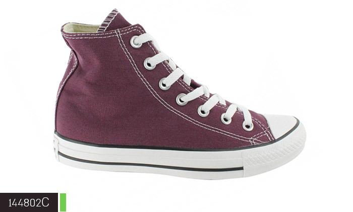 5 נעלי סניקרס לנשים קונברס Converse