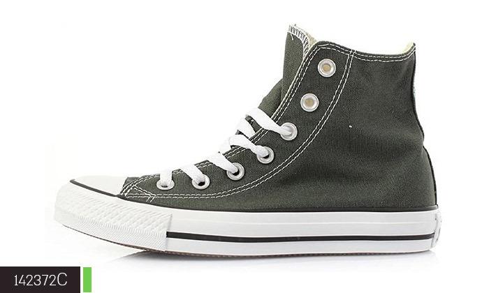 3 נעלי סניקרס גבוהות לנשים אולסטאר All Star