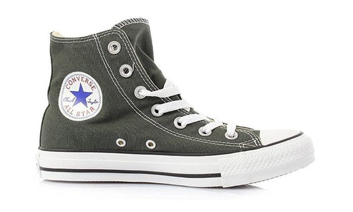 7 נעלי סניקרס גבוהות לנשים אולסטאר All Star
