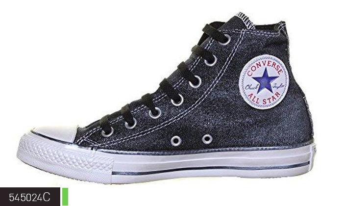 5 נעלי סניקרס גבוהות לנשים אולסטאר All Star