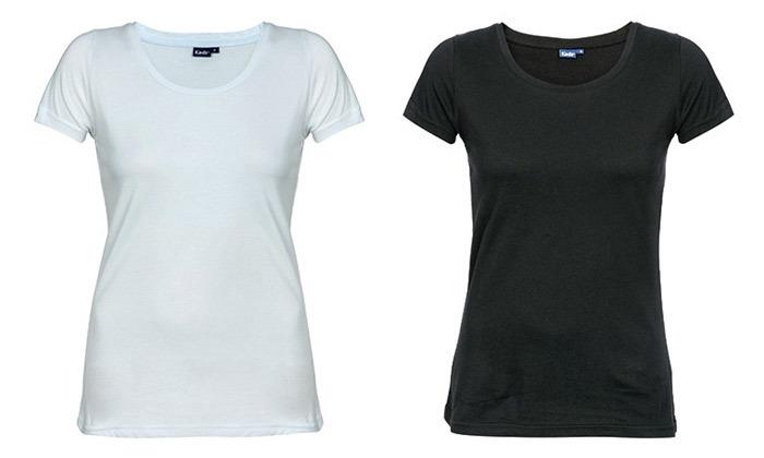 3 5 חולצות טי שירט KEDS לנשים