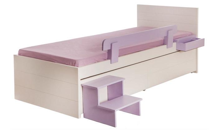 5 מיטת ילדים דגם מיתר עם מגירת אחסון, קוד קוד