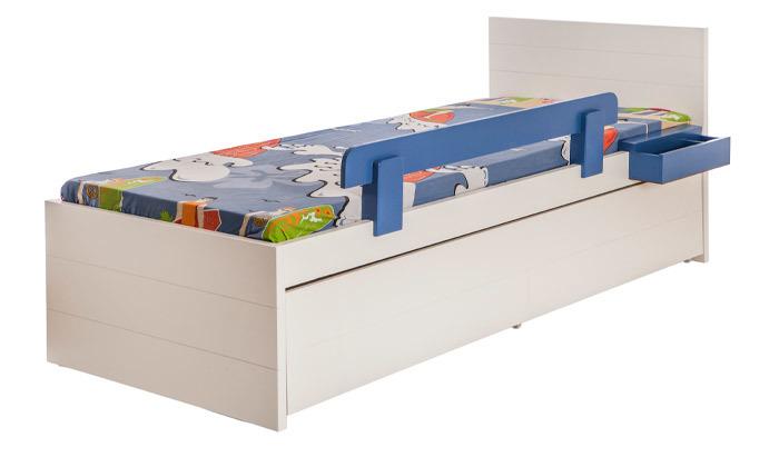 4 מיטת ילדים דגם מיתר עם מגירת אחסון, קוד קוד