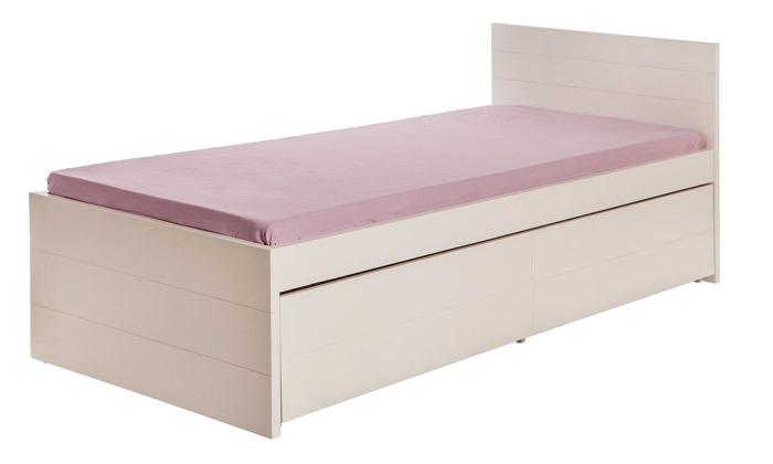 2 מיטת ילדים דגם מיתר עם מגירת אחסון, קוד קוד